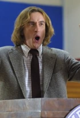 Steve Coogan filming comedy in New Mexico