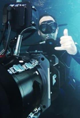 Art of filming in studio water tanks