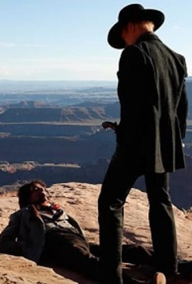 Westworld and Shooter filmed movie ranches near LA