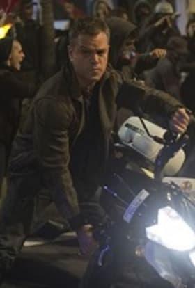 Jason Bourne filmed European action on Tenerife