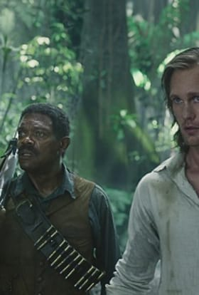 The Legend of Tarzan filmed UK as West Africa