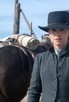 Netflix series Godless filming in New Mexico