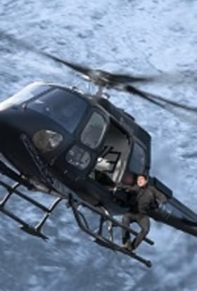 Tom Cruise films helicopter stunt in New Zealand