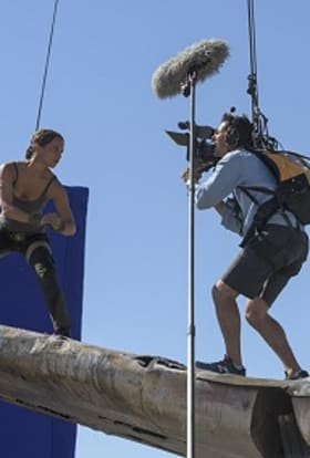 Tomb Raider films South Africa as global locations