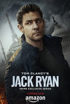 Jack Ryan TV drama to film in South America