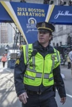 Boston air base used to film Patriots Day