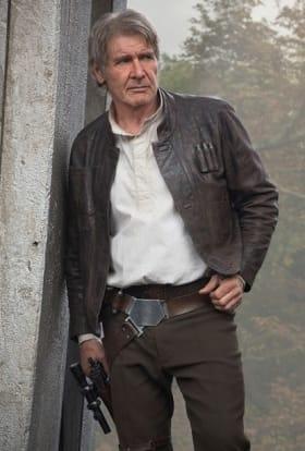 Han Solo Star Wars movie preps London filming