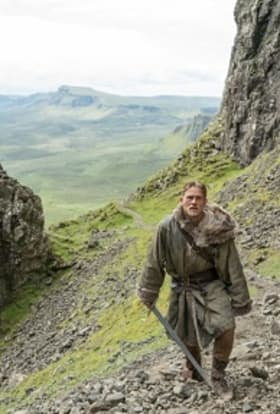 Guy Ritchie filmed King Arthur movie in Wales