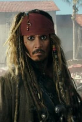Pirates of the Caribbean filmed in Australian studio