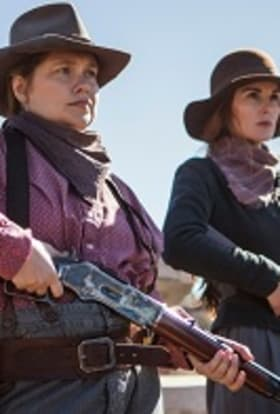 Netflix drama Godless filmed on New Mexico sets
