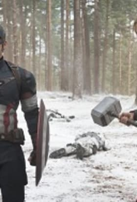 Avengers filming targets Scotland locations