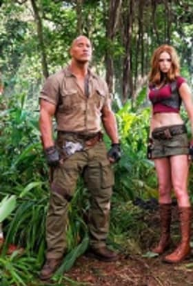 Hawaii filming for Dwayne Johnson's Jumanji