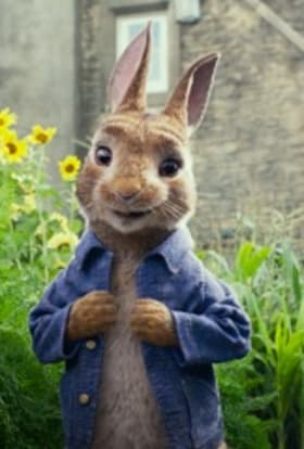 Peter Rabbit movie films Sydney as the UK