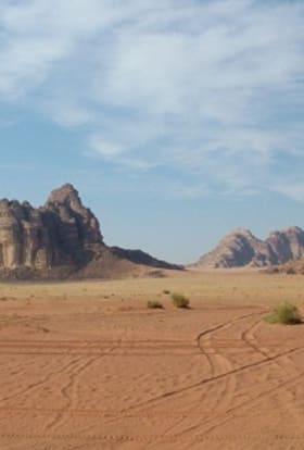 Ridley Scott films latest feature in Jordan