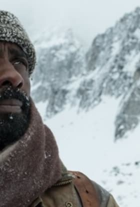 Mountain filming for Winslet and Elba survival story