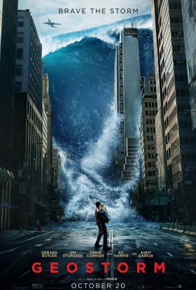 Disaster movie Geostorm filmed in Louisiana studio