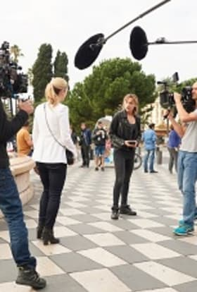 Conspiracy drama Riviera filmed in southern France