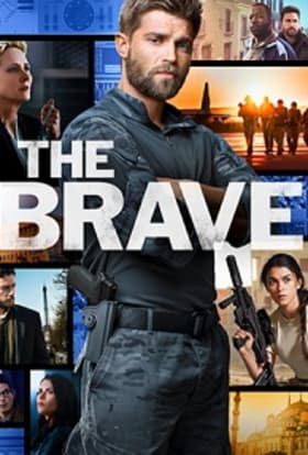 The Brave films New Mexico as global locations