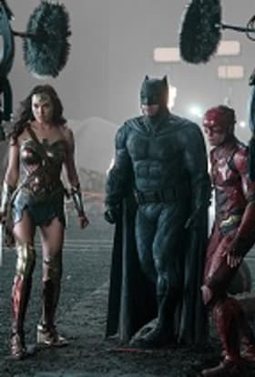 Justice League brought superhero filming to UK