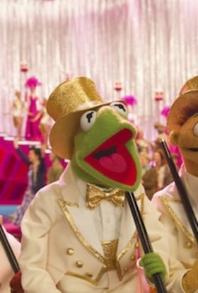 Kermit and co back on the big screen