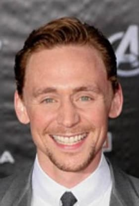 Tom Hiddleston is on Crimson Peak