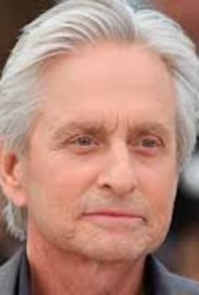 Michael Douglas and Jeremy Irvine reach out for New Mexico