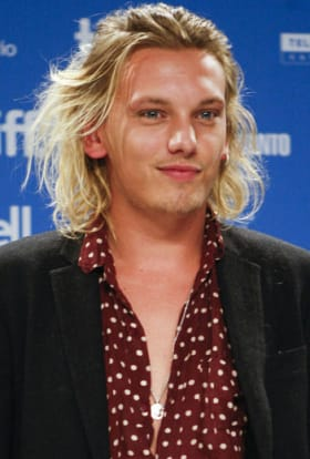 Jamie Campbell Bower drives through France
