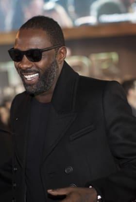 Idris Elba is Paris bound