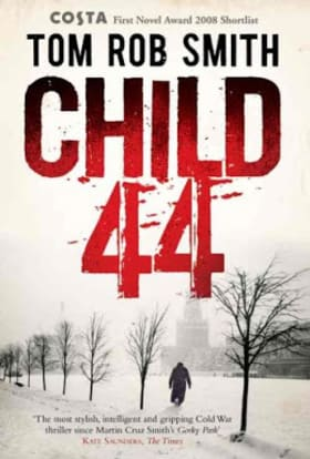Child 44 wraps in Prague