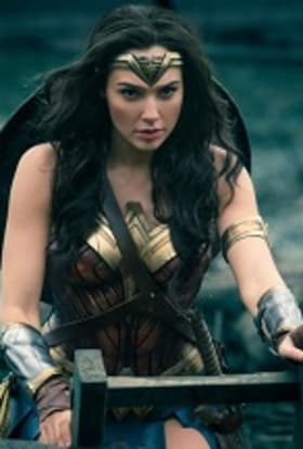 Wonder Woman filmed in the UK and Italy