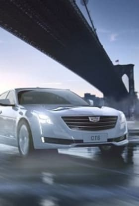 Cadillac filmed innovative 'Freeze' ad in New York
