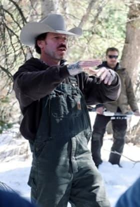 Kevin Costner filming western drama in Utah