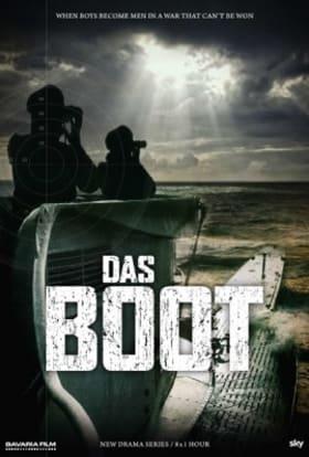 Das Boot submarine sequel to film across Europe