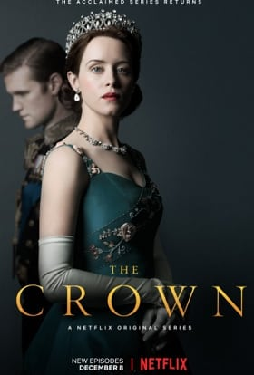 The Crown filmed London as global locations