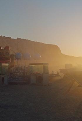E.On Energy and Gorillaz rocked Spanish quarry