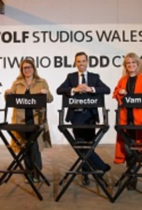 Wales confirms major new film and TV studio location