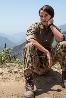 BBC military drama films in Nepal