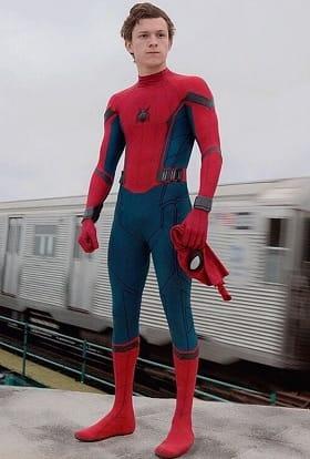 Spider-Man movie filmed Atlanta as New York
