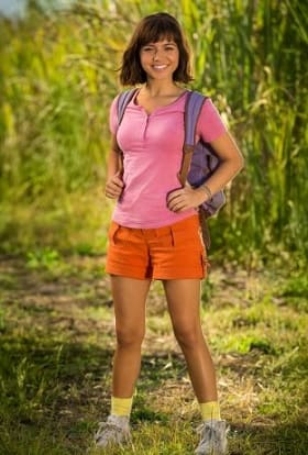 Dora the Explorer movie filming in Queensland