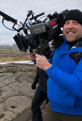 Iceland and Costa Rica filming for Coors Light
