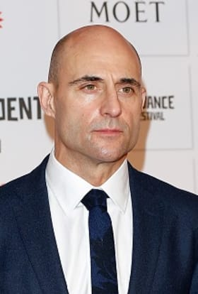 Mark Strong and Jamie Bell in Iranian Embassy siege film