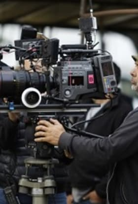 Luc Besson filming epic sci-fi movie in Paris