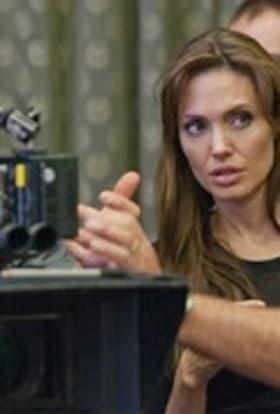 Angelina Jolie Pitt filming war memoir in Cambodia from November