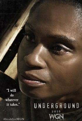 Slavery drama Underground filmed in Louisiana