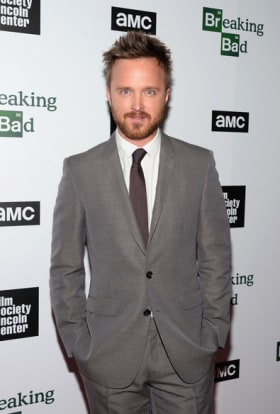 Aaron Paul joins Russell Crowe on Fathers and Daughters