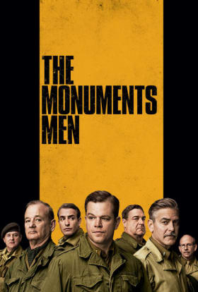 Clooney's Monuments Men march to Berlinale
