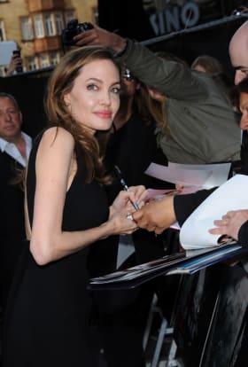 Angelina Jolie continues Unbroken shoot