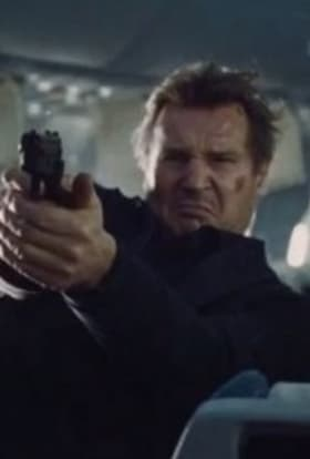 Liam Neeson lands in Non-Stop trailer