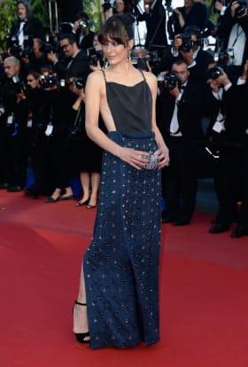 Milla Jovovich in London to shoot Survivor
