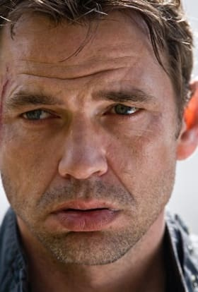Dougray Scott and Kaya Scodelario film in South Africa